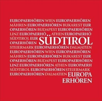 Suedtirol, 1 Audio-CD