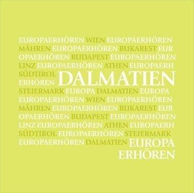 Dalmatien, 1 Audio-CD