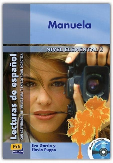 Manuela - Libro + CD - Ocasar Ariza, José Luis Murcia Soriano, Abel García Rodríguez, Eva Puppo, Flavia