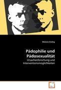 Paedophilie und Paedosexualitaet - Kisling, Melanie