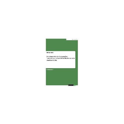 Sozialsemiotik der Typographie. Interpretationen von Bildaufnahmen nach Hartmu..