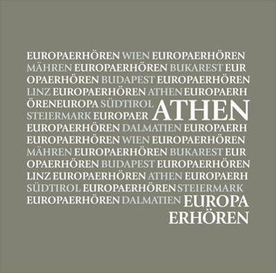 Athen, 1 Audio-CD