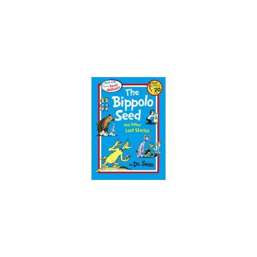 The Bippolo Seed and Other Lost Stories. Book + CD Seuss, Dr. HarperCollins Ch..
