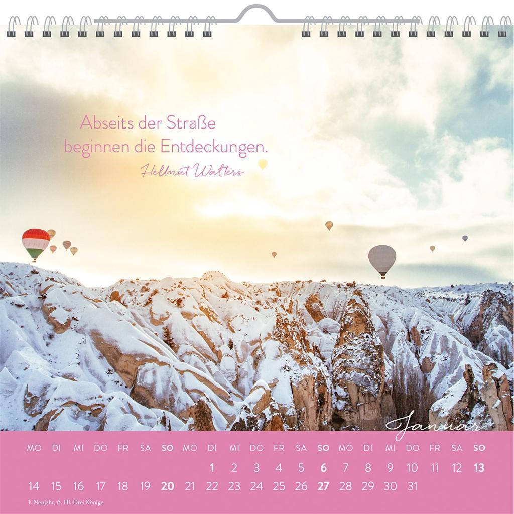 Kalender Carpe diem 2019 Spruch Kalender Zitate, Sprüche nutze den