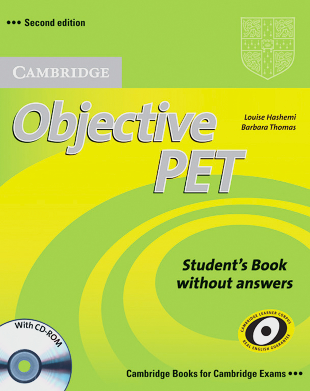 Student s Book (without answers), w. CD-ROM Hashemi, Louise Thomas, Barbara Ca..