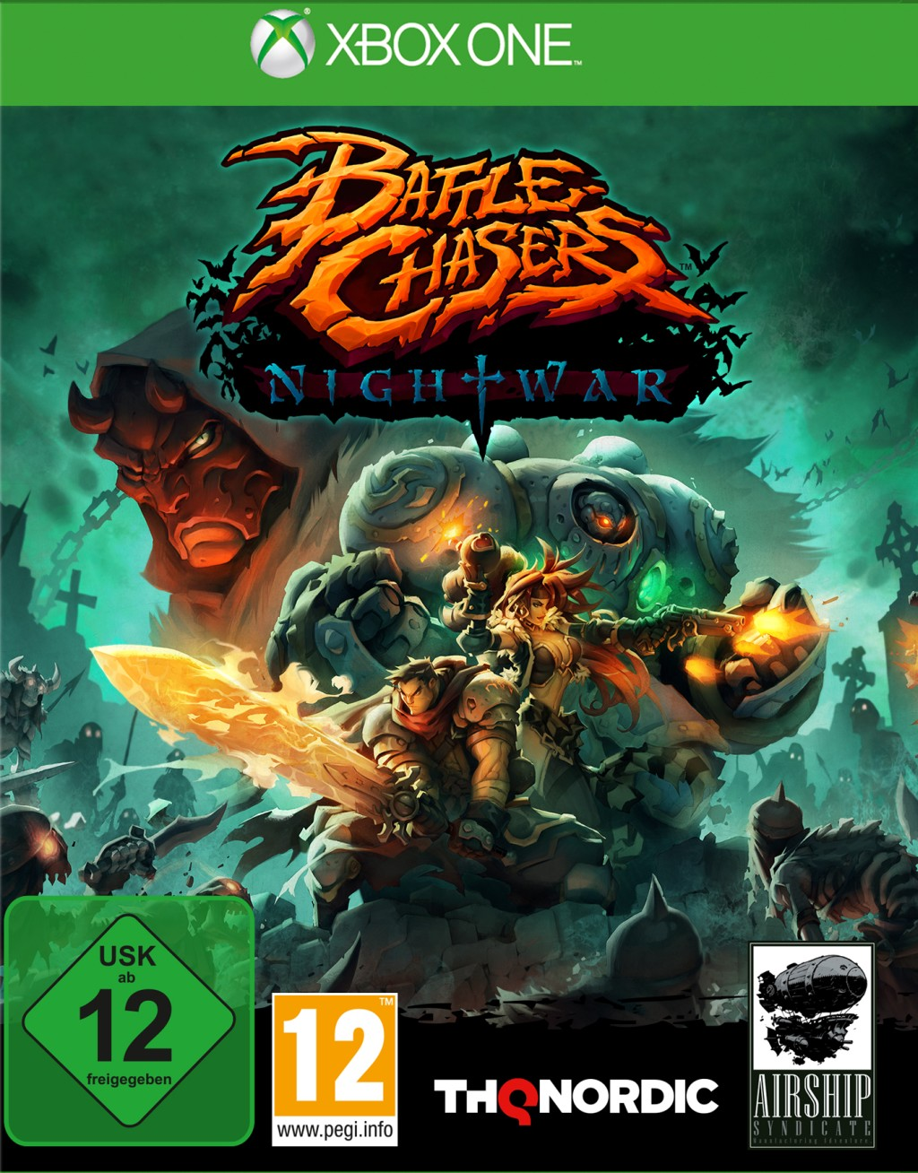 Battle-Chasers-Nightwar-Xbox-One