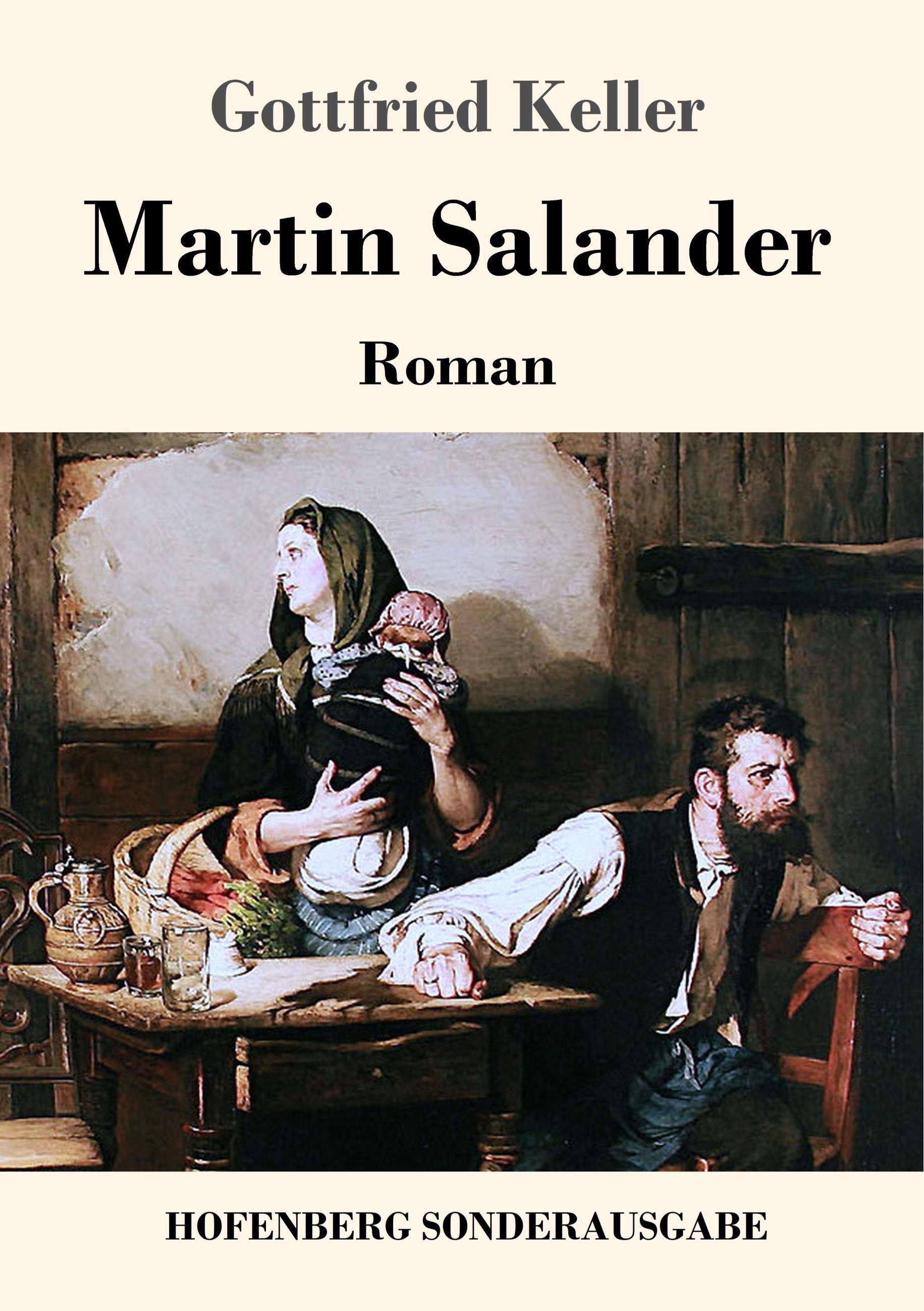 Martin Salander - Keller, Gottfried