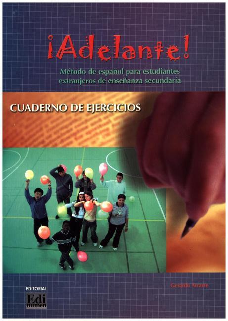 Adelante - Cuaderno de ejercicios - Arrarte Carriquiry, Gerardo
