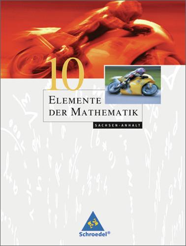 Elemente der Mathematik SI - Ausgabe 2008 für Sachsen-Anhalt  Elemente der Mat..
