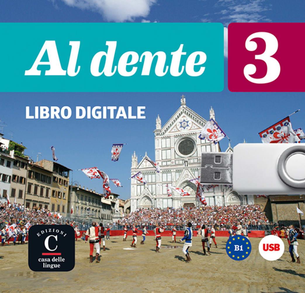 Al dente - Internationale Ausgabe. Libro digitale USB. Bd.3