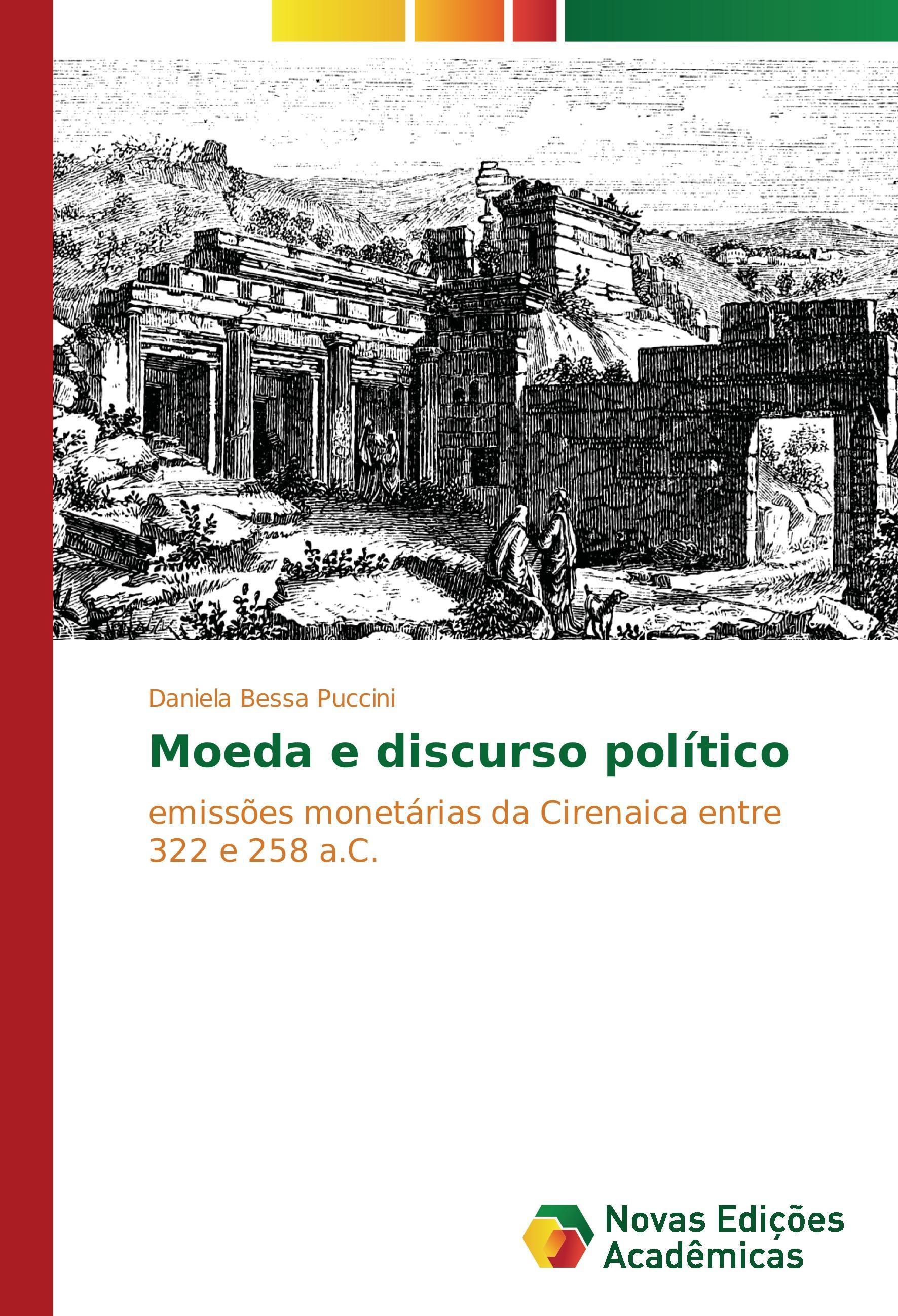 Moeda e discurso político - Bessa Puccini, Daniela