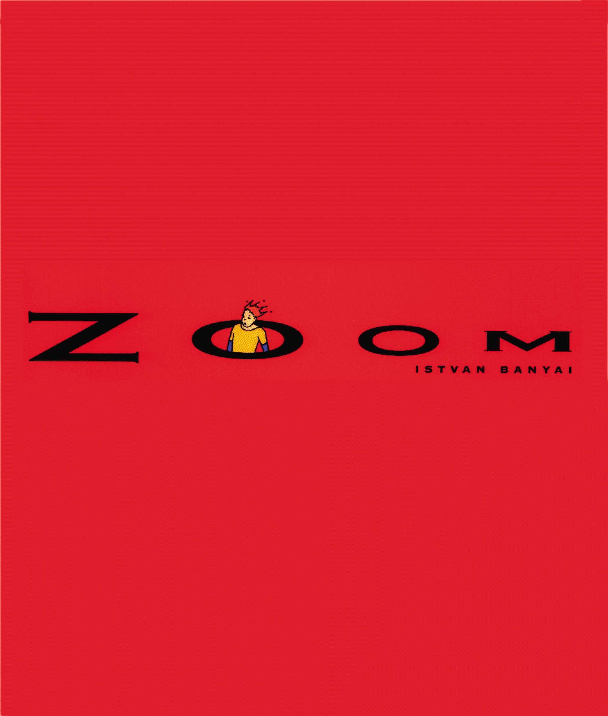 Zoom, English edition - Banyai, Istvan