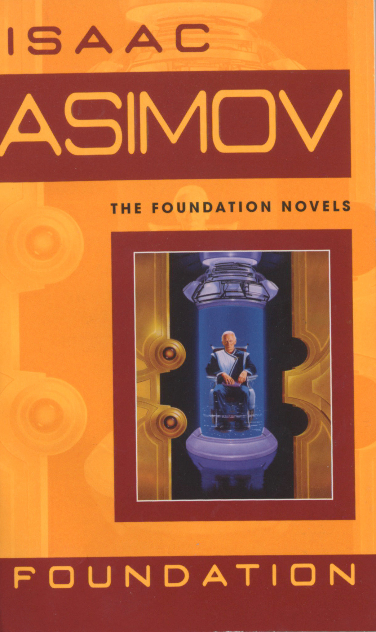 Foundation, English edition