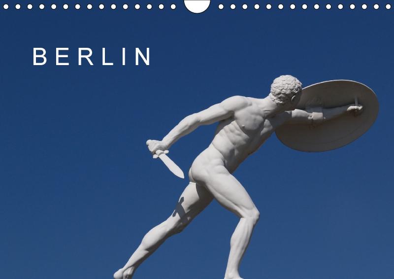 Kalender 2018 DIN A4 BERLIN Querformat Berlin Stadt city Liebe love Reise trav..
