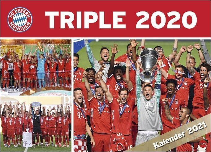 Fc Bayern München 2021