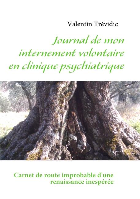 Journal de mon internement volontaire en clinique psychiatrique - Trévidic, Valentin
