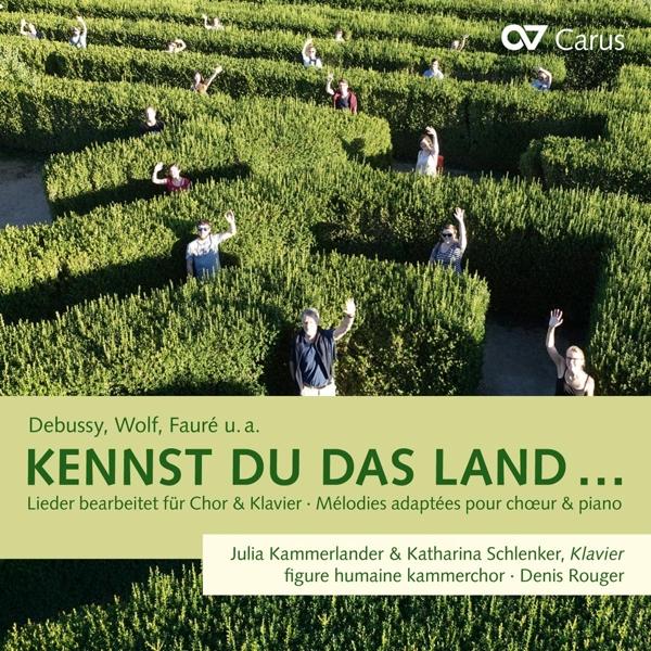 Kennst Du das Land, 1 Audio-CD