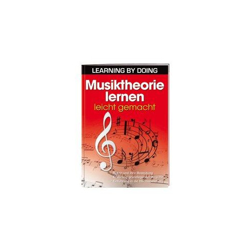 Musiktheorie lernen leicht gemacht Kraus, Herb Learning by Doing