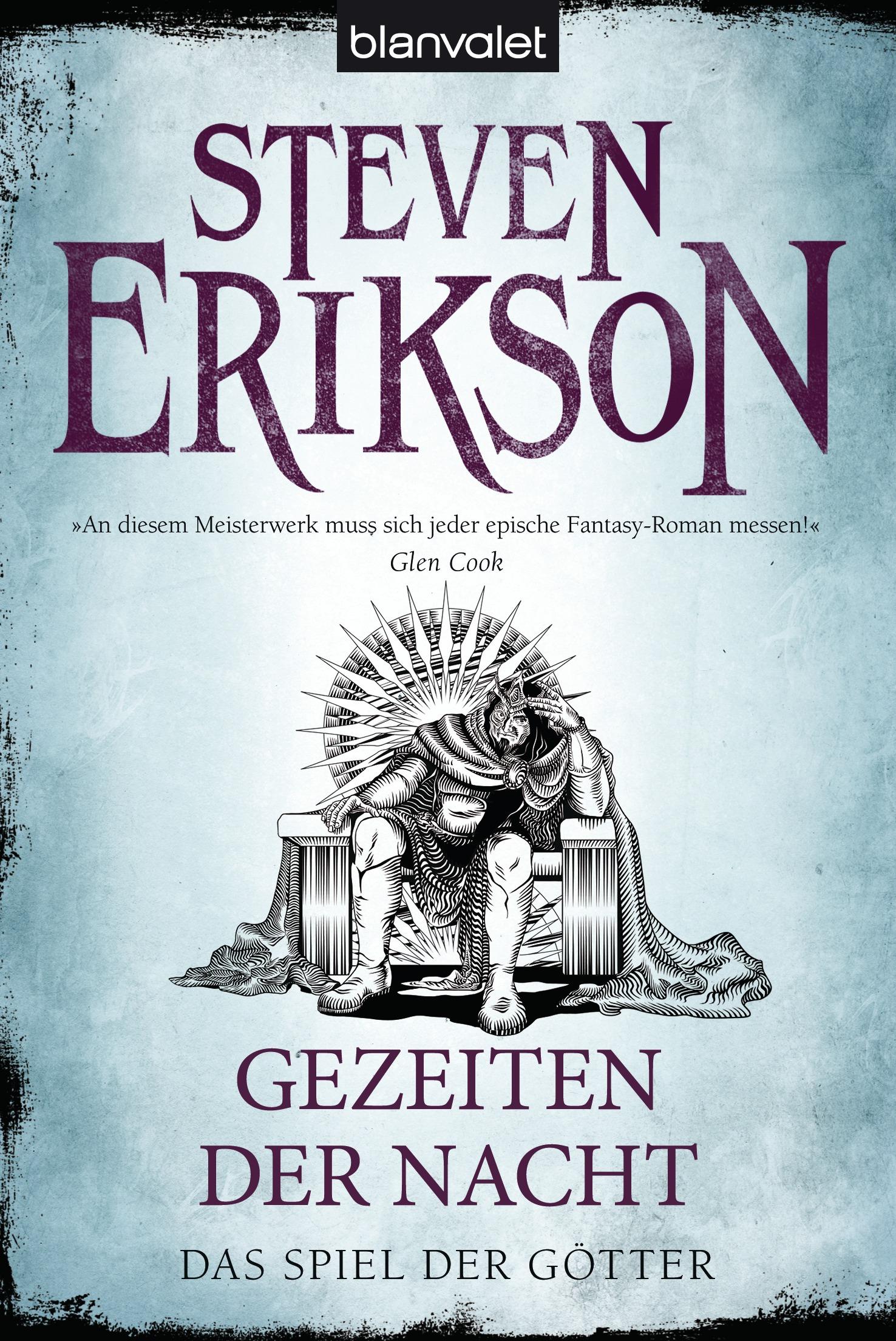 Das Spiel der Götter (9) Steven Erikson Das Spiel der Götter Blanvalet Taschen..