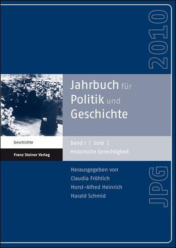 Jahrbuch für Politik und Geschichte 1 (2010)
