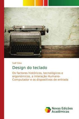 Design do teclado - Silva, Salif