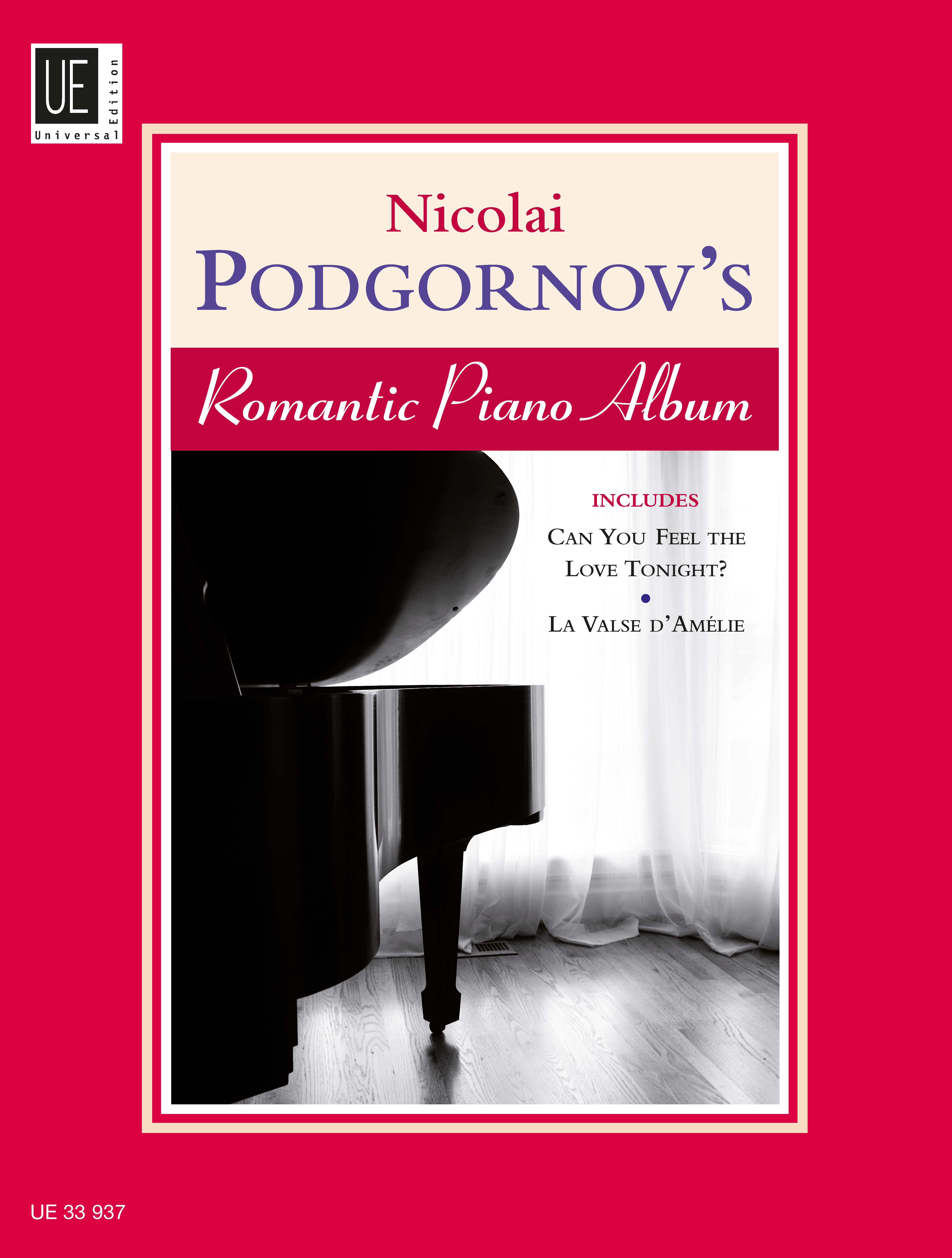 Nicolai Podgornov s Romantic Piano Album Podgornov, Nicolai