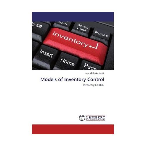 Models of Inventory Control Pattnaik, Monalisha