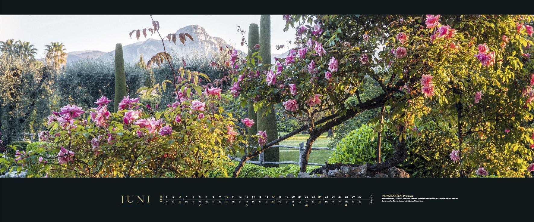 Die schönsten Gärten 2018 145198379 - 66,45