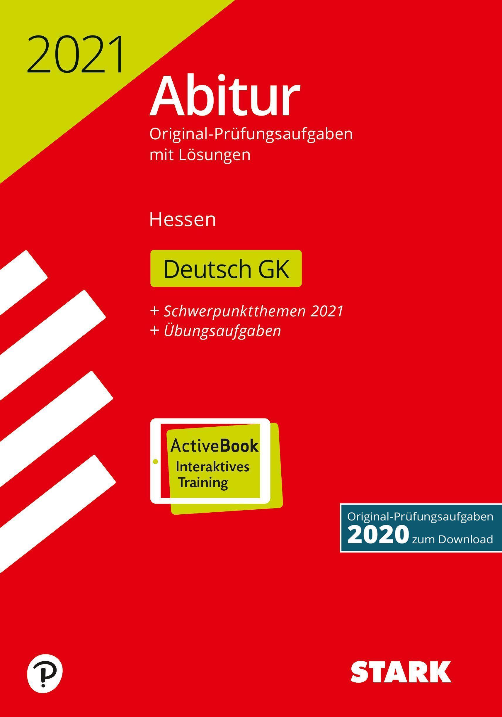 Deutsch Abitur Hessen