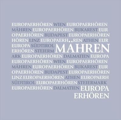 Maehren, 1 Audio-CD