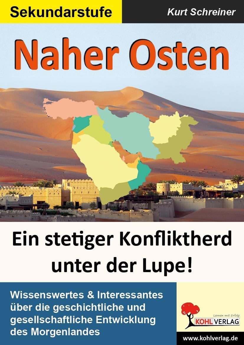 Naher Osten Schreiner, Kurt