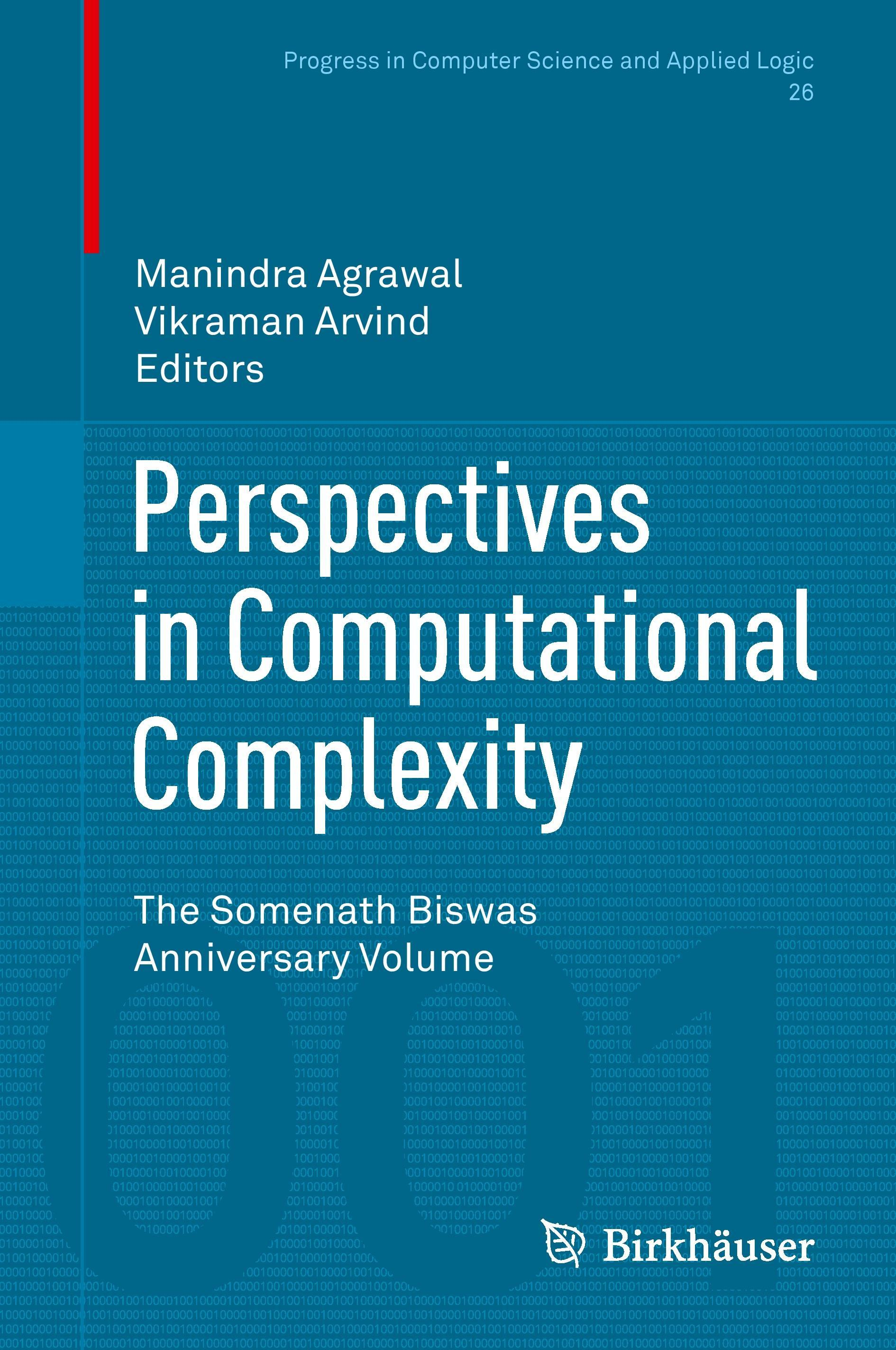 Perspectives in Computational Complexity  Progress in Computer Science and App..