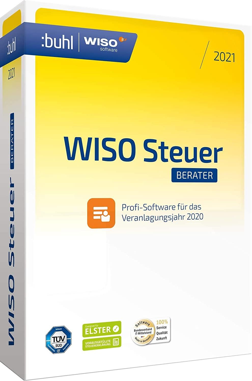 WISO Steuer-Berater 2021 403404752 - 182,95
