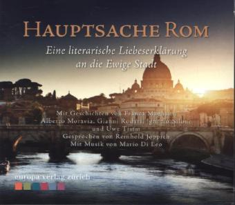 Hauptsache Rom, 1 Audio-CD - Magnani, Franca Moravia, Alberto