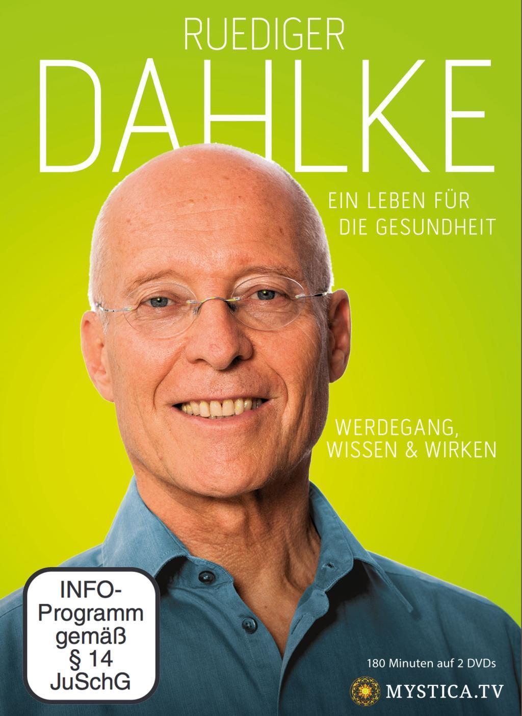 Ruediger Dahlke Ein Leben für die Gesundheit 2 DVD(s)