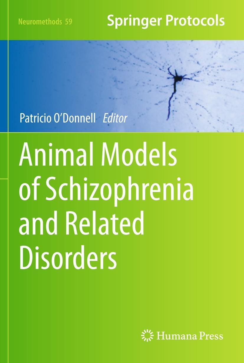Animal Models of Schizophrenia and Related Disorders  Neuromethods