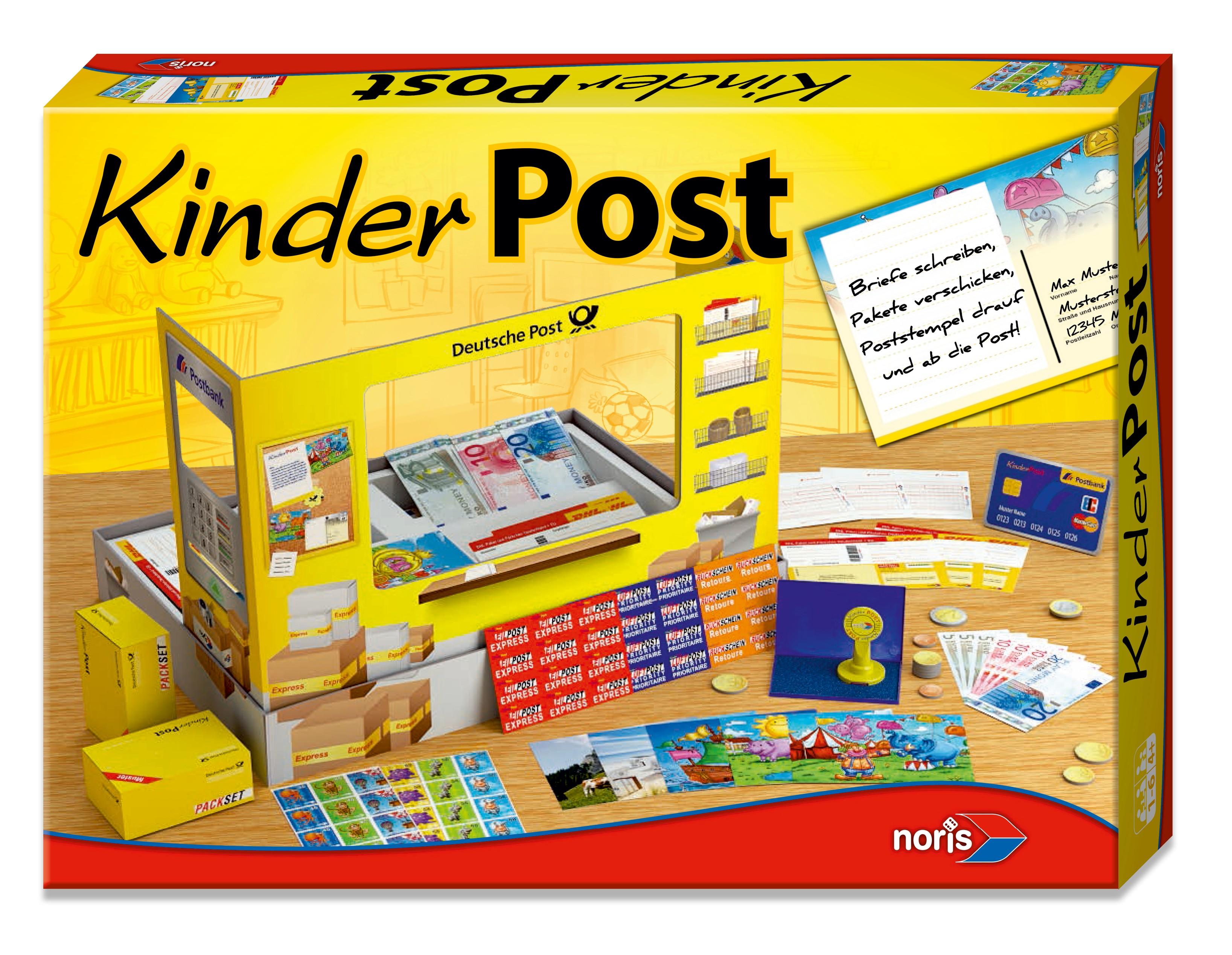 Kinderbriefe Schreiben : Noris kinder post briefe schreiben pakete