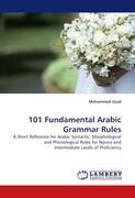 101 Fundamental Arabic Grammar Rules - Jiyad, Mohammed