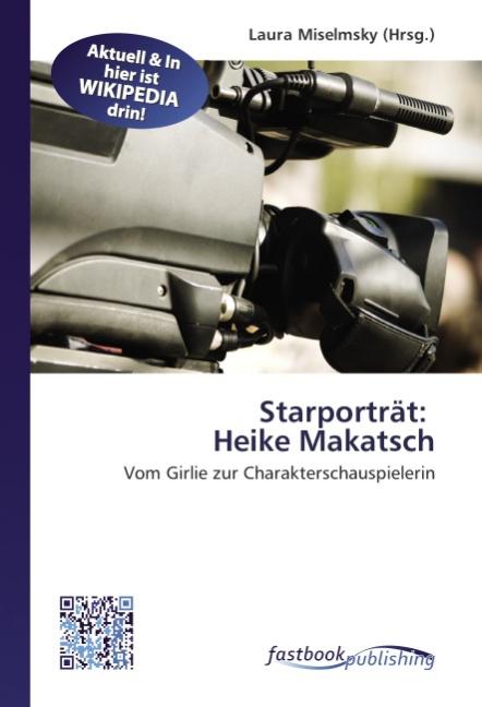 Starportraet: Heike Makatsch