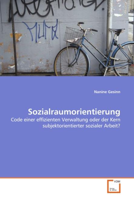 Sozialraumorientierung - Gesinn, Nanine