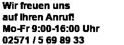 MOLUNA Service