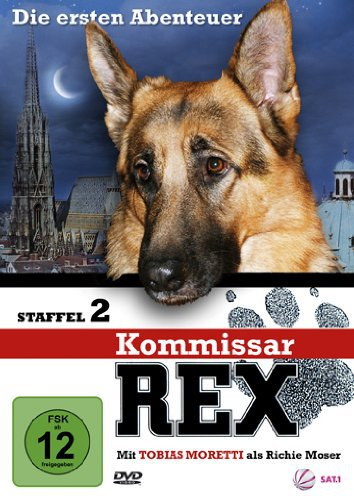 Kommissar Rex - Die ersten Abenteuer