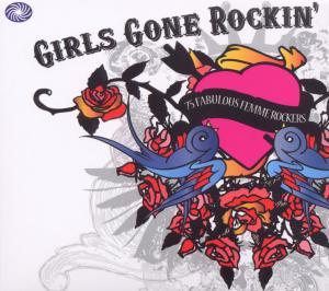 Various: Girls Gone Rockin: Rockabilly Girls