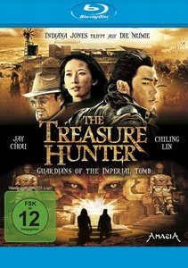 The Treasure Hunter - Guardians of the imperial tomb