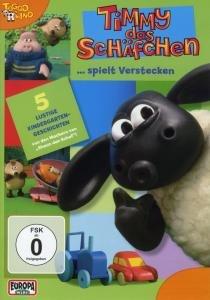 Timmy, das Schäfchen - Timmy spielt Verstecken, 1 DVD
