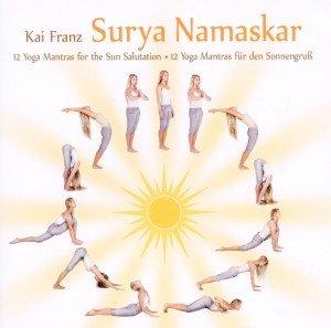 Surya Namaskar, Audio-CD