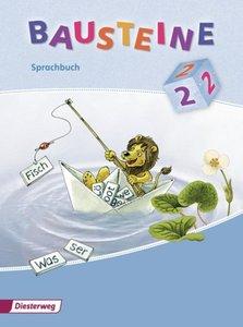 Bausteine Sprachbuch 2. Unverbundene Schrift US.