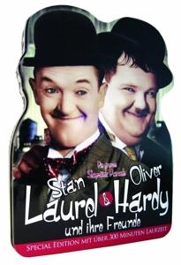 Laurel & Hardy und ihre Freunde Vol.1 (Metallbox)