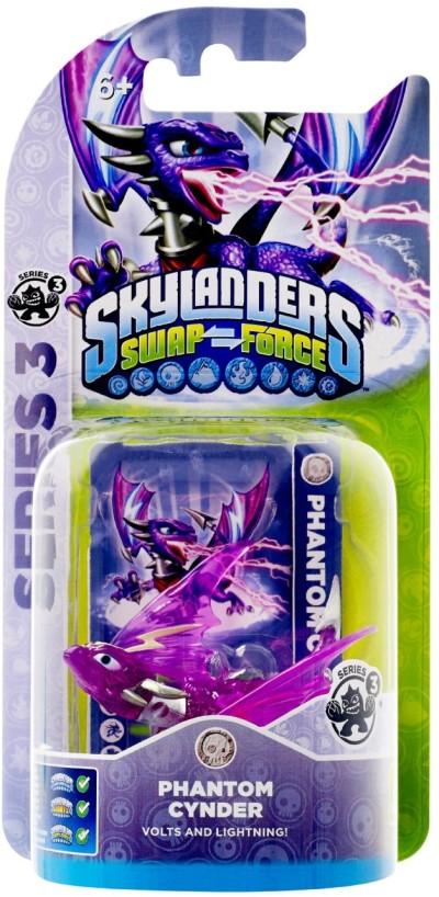 Skylanders Swap Force - Single Character - New Core (Phantom Cyn