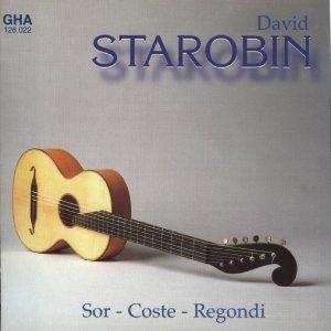 Starobin, D: Romantic Guitar
